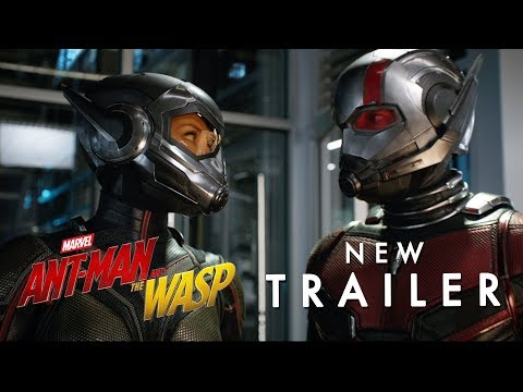 Xxx Mp4 Marvel Studios Ant Man And The Wasp Official Trailer 2 3gp Sex