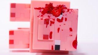 Minecraft in 20 Seconds