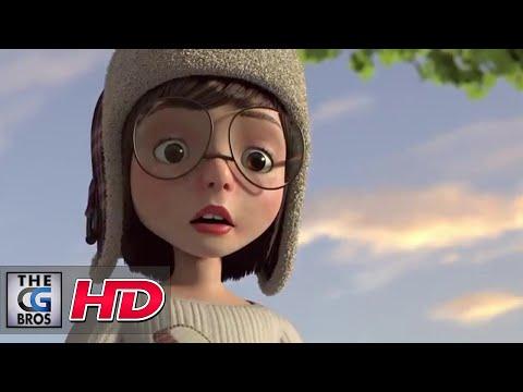 CGI **Award-Winning** 3D Animated Short : 'Soar' - by Alyce Tzue