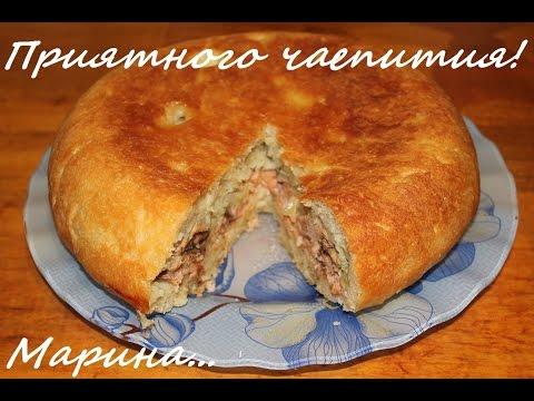 Рецепт вкусного пирога в мультиварке фото