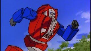 Transformers 18 Chaging gears