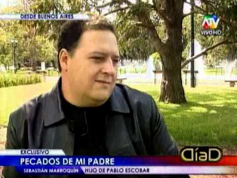 Confesiones del hijo de Pablo Escobar parte 1