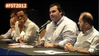 Clàudio Janta fala sobre Trabalho Decente no FST 2012
