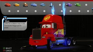Cars 3: Driven to Win - View all the Cars