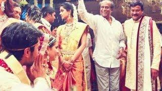 Ram Charan Upasana Wedding Video - Part 6