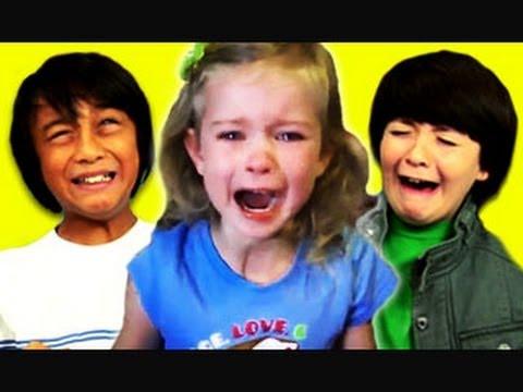 Kids React to LiIy's Disneyland Surprise