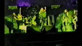IRON MAIDEN MEXICO 2001 INTRO / THE WICKER MAN