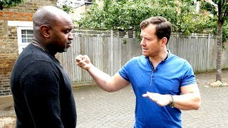 3 simple self defence moves you must know