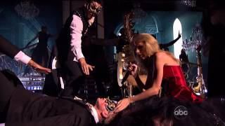 Taylor Swift ,HD,   I Knew You Were Trouble ,Live  American Music Awards 2012 ,HD 1080p