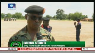 News Across Nigeria: Army Reiterates Plans To Reclaim Sambisa Forest