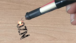 How to make mini Pyrography tool