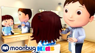 Getting A Haircut | Going To The Hairdresser | Original Songs | By LBB Junior