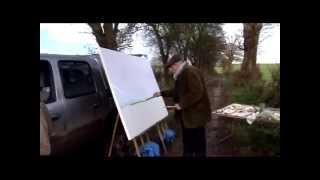 David Hockney - Painting