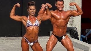 Good Looking Fitness Couple