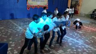 3 idot's song by below 15yrs boys of Kansara Cast