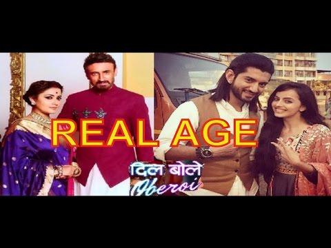 Real Ages Of Dil Bole Oberoi Actors   Kunal Jaisingh   Shrenu Parikh    TV Prime Time