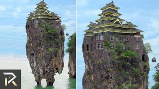 Most Amazing Houses You Won't Believe Actually Exist!