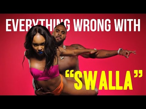 Everything Wrong With Jason Derulo Swalla feat. Nicki Minaj & Ty Dolla ign
