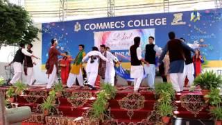Bhit Ja Bhittai (Commecs Foundation Day Celebrations 2016)