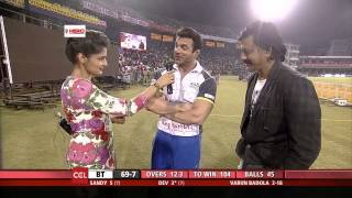 Sohail Khan & Siddhanta Mohapatra Interview - CCL4