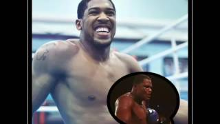 Anthony Joshua Duck Sauce of Luis Ortiz just turned into Duck Duck Goose
