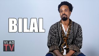 Bilal on Not Staring Into Erykah Badu's Eyes: It's Like Staring Into the Universe (Part 2)