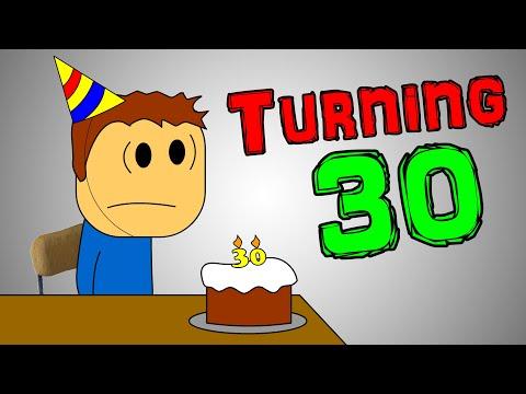 Brewstew Turning 30