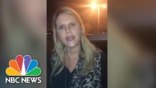 White Woman Harasses Two Black Women: 'Is Your Baby Daddy Here?' | NBC News