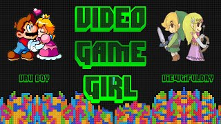Vau Boy - Video Game Girl (ft. viewtifulday)