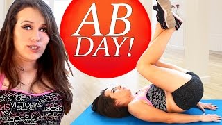 10 Minute Ab Workout for a Tight Tummy, Belly Fat Blaster, Abs & Core Fitness Training with Tiffany