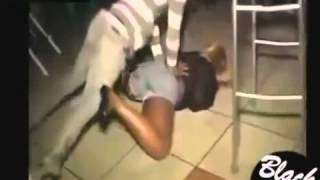Jamaican Club Daggering Dance commented by Jim Ross (Wrestling) [EKM.CO]