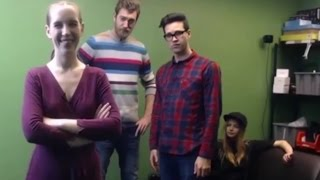 Rhett and Link Painting in VR