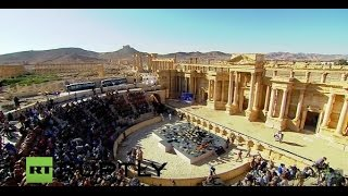 'Pray for Palmyra' concert conducted by Gergiev goes ahead in Palmyra - REFEED