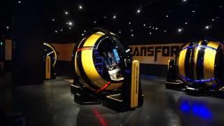 Transformers arcade sphere