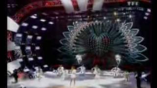 Mylène Farmer aux Nrj Music Awards 2009 - Si J'avais au moins ... (Version Complète)