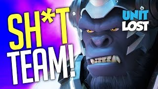 Overwatch - This Team is SH*T