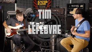 BLM PLAYER PROFILE #10 // TIM LEFEBVRE - DAVID BOWIE / TEDESCHI TRUCKS
