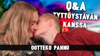 OOTTEKO PANNU   Q&A TYTTÖYSTÄVÄN KANSSA!