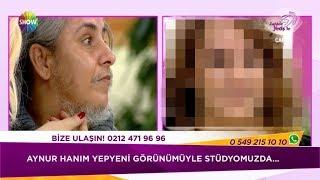 İşte Aynur Hanım