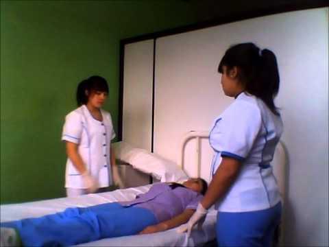 posiciones del paciente intec.