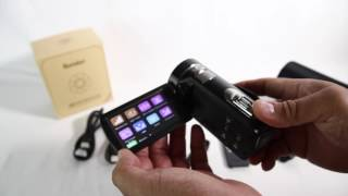 Camera Camcorder, Besteker Review and How to | HD Digital Video Recorder