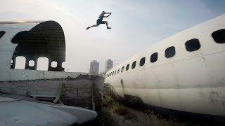 GoPro: Freerunning Bangkok