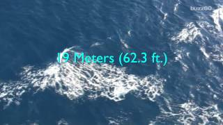 The Largest Wave Ever Recorded Officially Announced