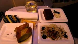 Air New Zealand Premium Economy Los Angeles to Auckland