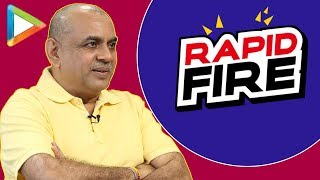 Ranbir Kapoor or Aamir Khan? Paresh Rawal's HONEST answer | RAPID FIRE | Sanju
