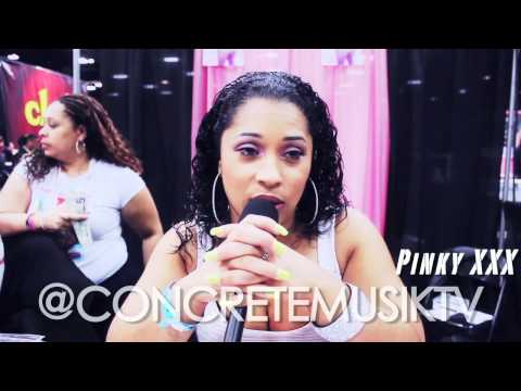 Xxx Mp4 PINKY XXX INTERVIEW WITH CONCRETE MUSIK TV FROM EXXXOTICA 3gp Sex