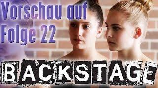 Vorschau auf Folge 22 - BACKSTAGE    Disney Channel