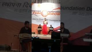 likhne wale ne likh dale sung by Pranjali Singh