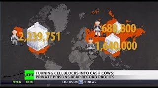 Cash Cons: American private jails reap record profits
