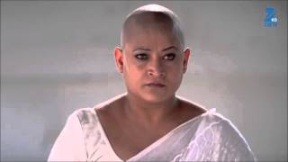 Head shave in indian tv serial
